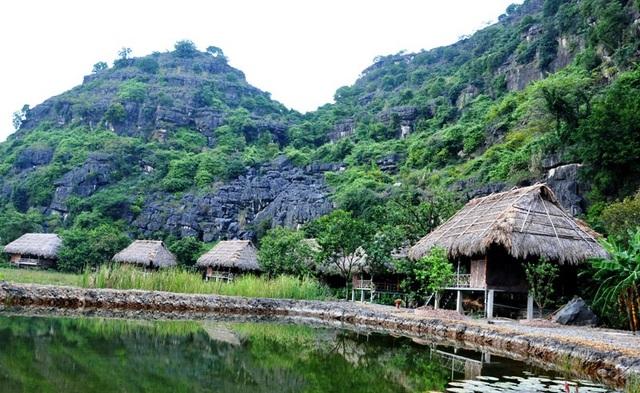 Dịch vụ homestay nở rộ ở Ninh Bình trong những năm gần đây.