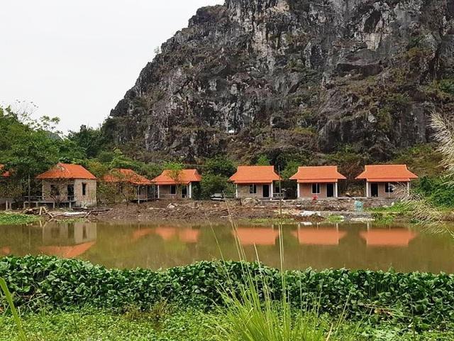 Homestay mọc lên như nấm sau mưa ở vùng di sản Tràng An, nhiều homestay xây dựng trái phép.