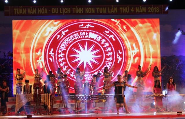 Lễ Khai mạc Tuần lễ Văn hóa - Du lịch Tuần lễ Văn hóa - Du lịch tỉnh Kon Tum