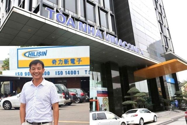 Đại gia Nguyễn Xuân Đông đã chính thức trở thành Tổng giám đốc Vinaconex với sở hữu chi phối gần 58%