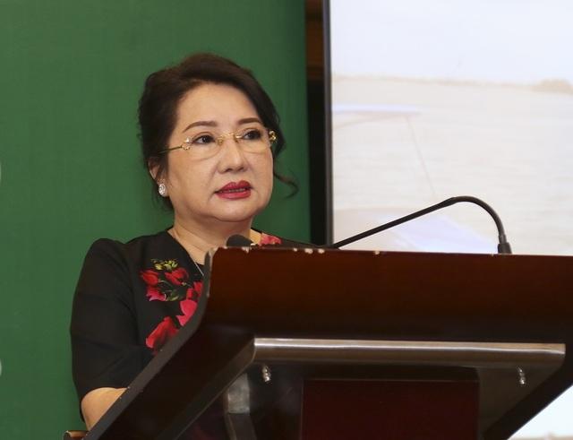 Bà Như Loan thừa nhận việc không diễn đạt chi tiết về các giao dịch trong phần thuyết minh BCTC đã dẫn đến những thắc mắc, hiểu nhầm