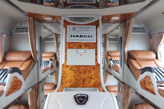 """""""Khách sạn di động"""" HAECO Limousine thứ 150 và dấu ấn Vinamotor - 2"""