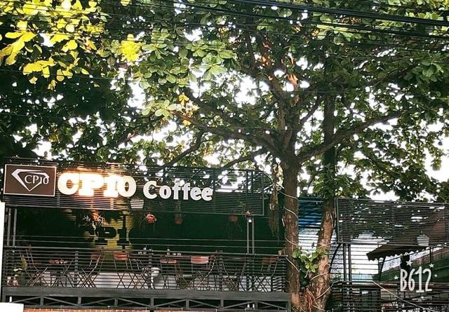 Quán cà phê của Công Phượng. Nguồn: Facebook.