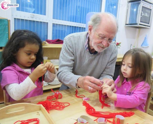 Phương pháp dạy trẻ em học tốt tiếng Anh ngay từ lứa tuổi mẫu giáo - Ảnh 1.
