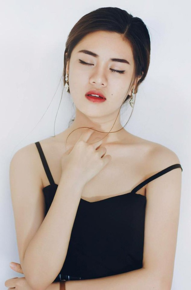 Cô từng là Hoa khôi của trường Đại học nổi tiếng nhất Nghệ An.