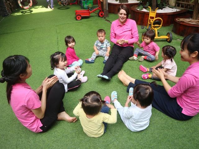 Phương pháp dạy trẻ em học tốt tiếng Anh ngay từ lứa tuổi mẫu giáo - Ảnh 2.