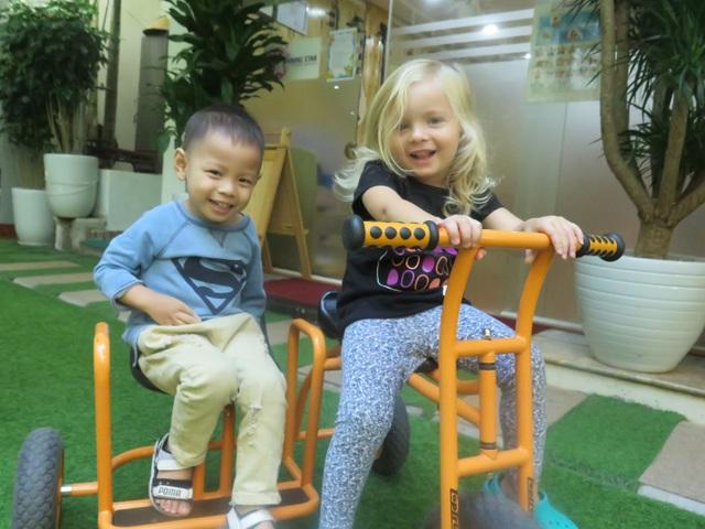 Phương pháp dạy trẻ em học tốt tiếng Anh ngay từ lứa tuổi mẫu giáo - Ảnh 3.