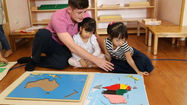 Phương pháp dạy trẻ em học tốt tiếng Anh ngay từ lứa tuổi mẫu giáo - Ảnh 4.