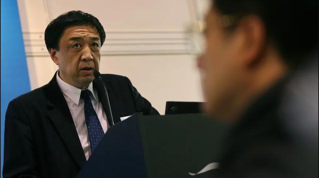 Ông Jiang Lei (Ảnh: SCMP)