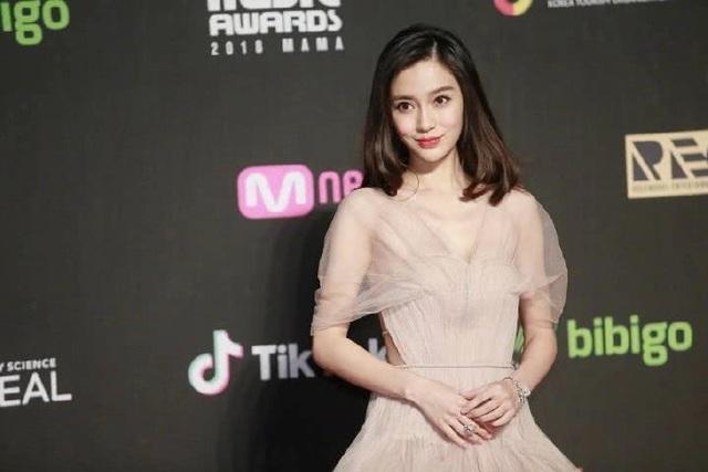 Angelababy xuất hiện cuốn hút sau tin đồn ly dị Huỳnh Hiểu Minh - 2