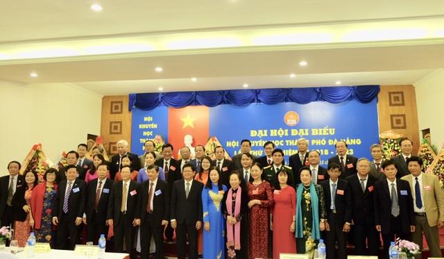 Hội Khuyến học TP Đà Nẵng ra mắt Ban Chấp hành Hội nhiệm kỳ 2018 - 2023