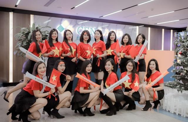 Họ đều là nhân viên của một doanh nghiệp bất động sản lớn tại Hà Nội.