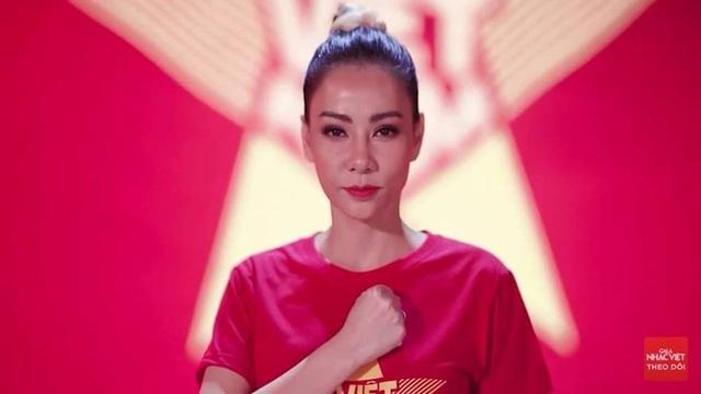 """Ca sĩ Thu Minh: """"Triệu trái tim chung ý chí! Việt Nam vô địch!"""""""