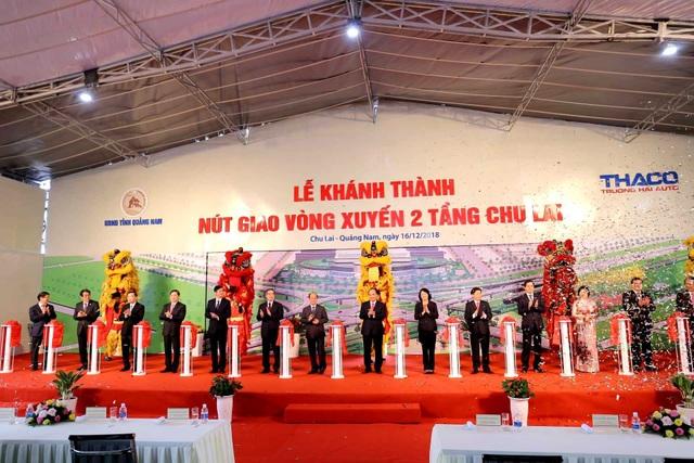 Thủ tướng khẳng định chủ trương đúng đắn khi thành lập Khu Kinh tế mở Chu Lai - Ảnh 1.