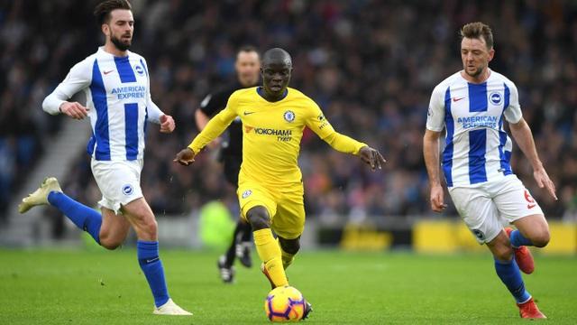 Brighton 1-2 Chelsea: Hazard, Pedro giúp đội khách thắng trận - 4