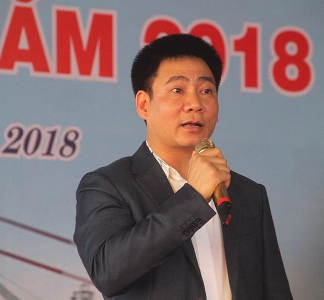Ông Lê Hồng Thái, Chủ tịch HĐQT kiêm Tổng Giám đốc Công ty CP Cảng Quy Nhơn khẳng định sau cổ phần hóa Cảng Quy Nhơn đang phát triển tốt hơn trước giai đoạn cổ phần.