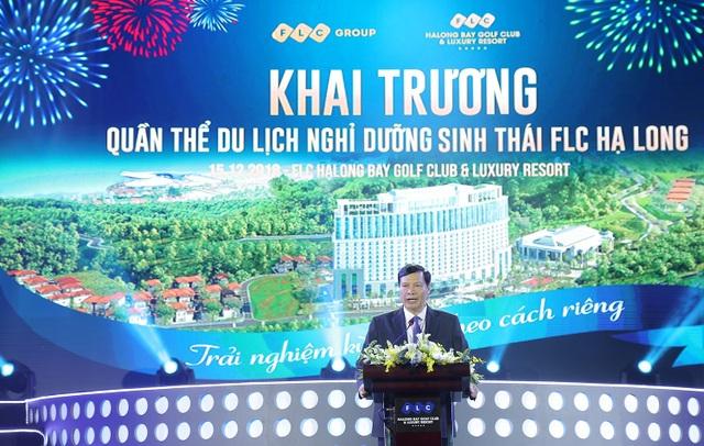 Ông Nguyễn Đức Long, Chủ tịch UBND tỉnh Quảng Ninh