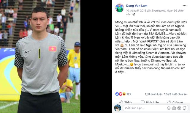 Tâm thư xin việc của Lâm Tây gây sốt trở lại sau khi ĐT Việt Nam vô địch AFF Cup 2018.