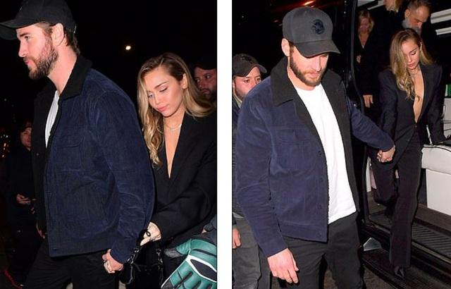 Miley Cyrus sống tích cực và vui vẻ hơn sau khi hàn gắn quan hệ với Liam Hemsworth hồi năm 2016 sau hơn 1 năm chia tay