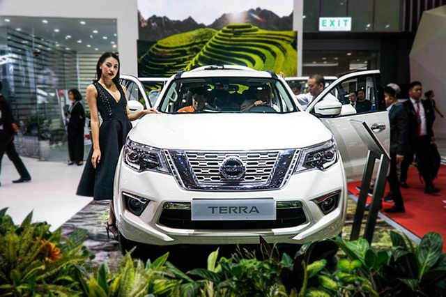 Nissan Việt Nam dừng hoạt động