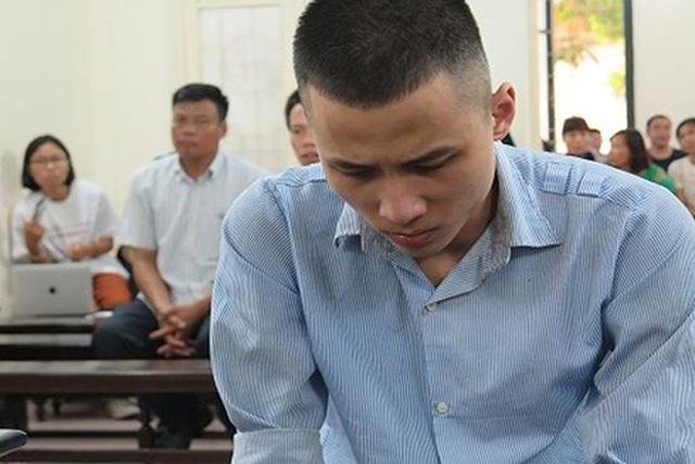 Phạm Thanh Tùng tại phiên tòa xét xử