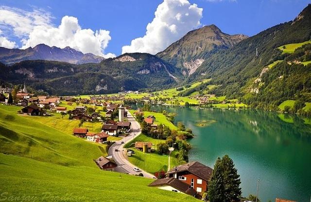 Thụy Sỹ là điểm đến mơ ước của nhiều bạn học sinh