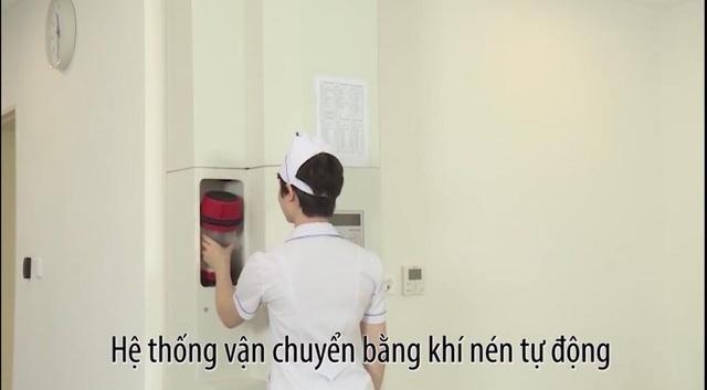 Ngỡ ngàng lạc vào bệnh viện công hiện đại như khách sạn ở Việt Nam - Ảnh 4.