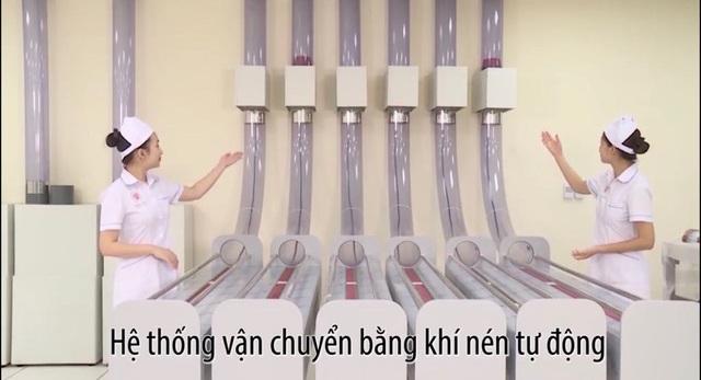Ngỡ ngàng lạc vào bệnh viện công hiện đại như khách sạn ở Việt Nam - Ảnh 5.