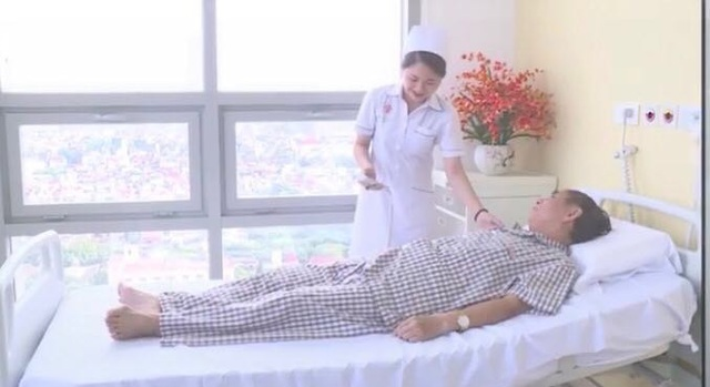 Ngỡ ngàng lạc vào bệnh viện công hiện đại như khách sạn ở Việt Nam - Ảnh 3.