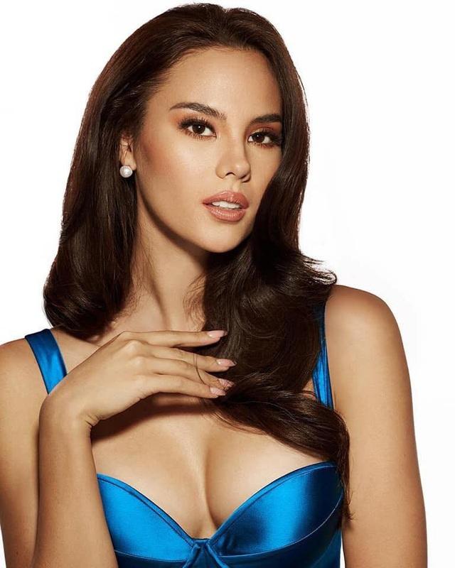 Catriona Gray đến từ Philippines sở hữu hình thể đẹp, thần thái cuốn hút và hoàn toàn xứng đáng với danh hiệu Hoa hậu Hoàn vũ 2018.