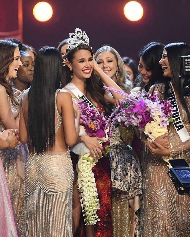 H'Hen Niê xuất sắc lọt top 5, người đẹp Philippines đăng quang Hoa hậu Hoàn vũ 2018 - 3