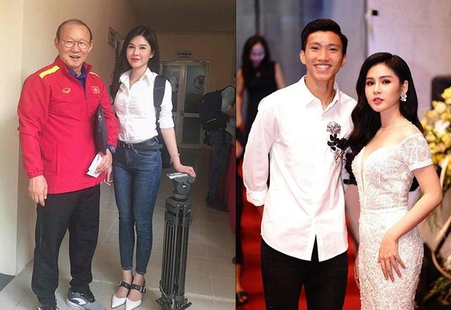 Nữ MC Việt từng lên báo Hàn Quốc xuất hiện xinh đẹp trong Ai là triệu phú - 2