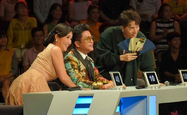 Diễn viên Cát Tường và Châu Đăng Khoa là khách mời trong tập 3 Kẻ thách thức. (Ảnh: Katsu Team)