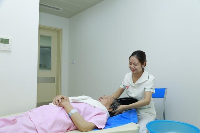 Ngỡ ngàng lạc vào bệnh viện công hiện đại như khách sạn ở Việt Nam - Ảnh 10.