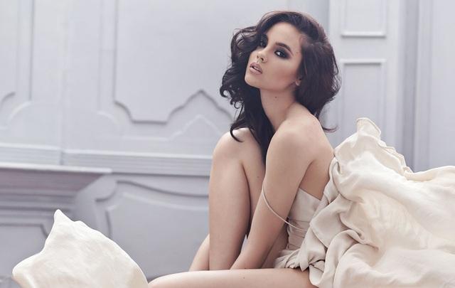 Hồ sơ thành tích đáng nể cùng vẻ ngoài nóng bỏng của tân Hoa hậu Hoàn vũ - 12