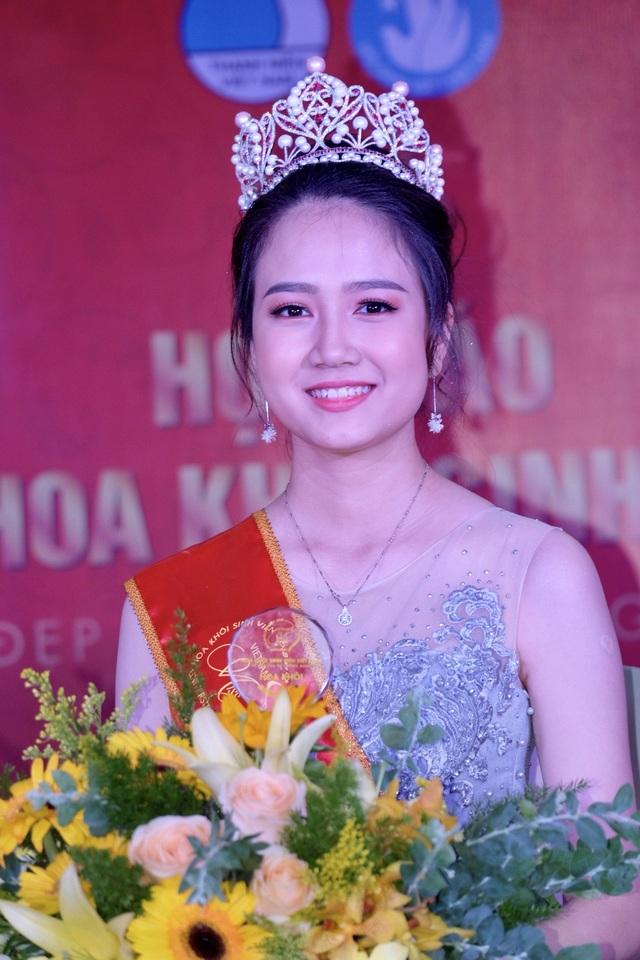 Tân Hoa khôi Sinh viên Việt Nam 2018 - Nguyễn Thị Phương Lan