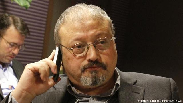 Nhà báo Jamal Khashoggi (Ảnh: AP)