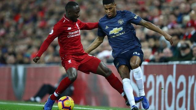 Các cầu thủ Liverpool cũng sẵn sàng phạm lỗi chiến thuật để ngăn cản những mũi nhọn như Rashford phản công. Mùa trước Liverpool ôm hận vì Rashford