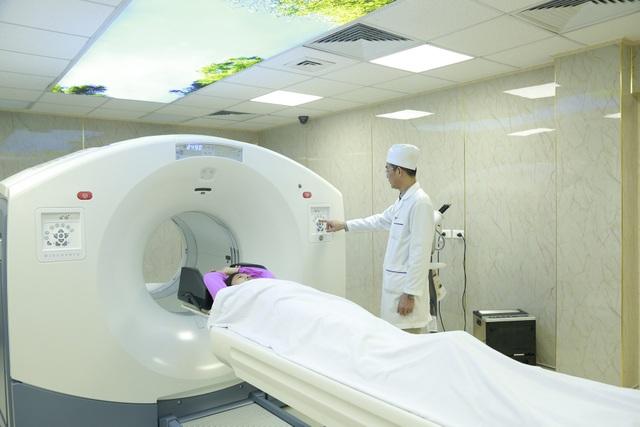Ngỡ ngàng lạc vào bệnh viện công hiện đại như khách sạn ở Việt Nam - Ảnh 11.