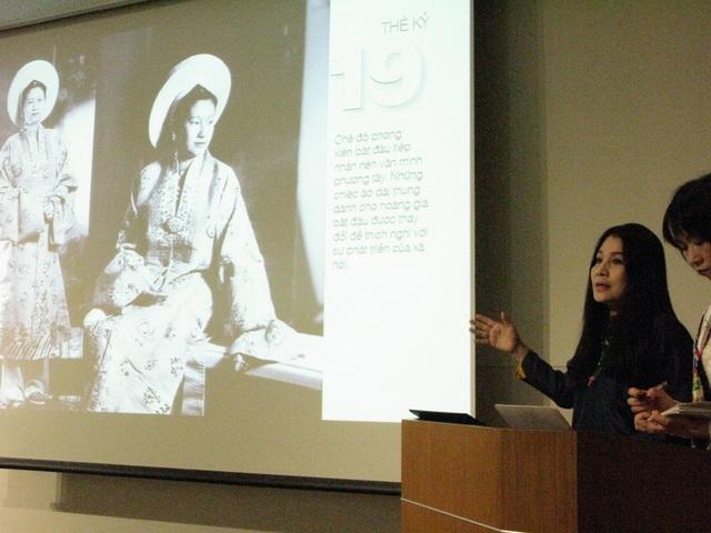 NTK Minh Hạnh diễn thuyết tại Nhật Bản.