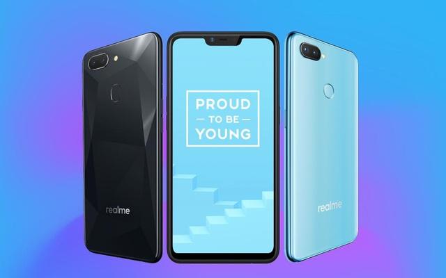 Bộ sản phẩm Realme là một trong những giải thưởng của giải đấu Mobile Legends: Bang Bang VNG