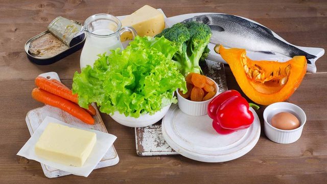 Những thực phẩm bảo vệ gan - Ảnh 1.