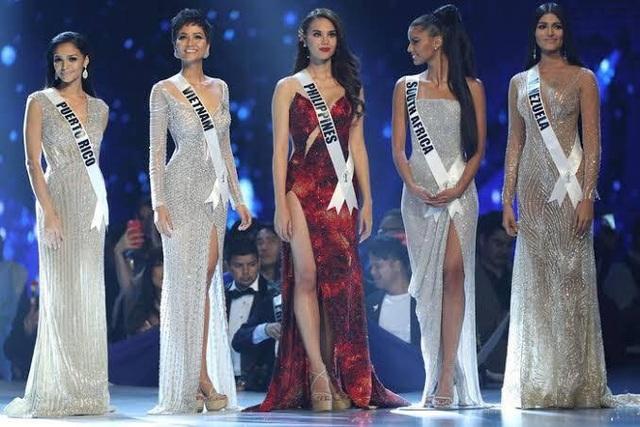 Những hình ảnh đầy cảm xúc của H'Hen Niê tại chung kết Hoa hậu Hoàn vũ 2018 - 16