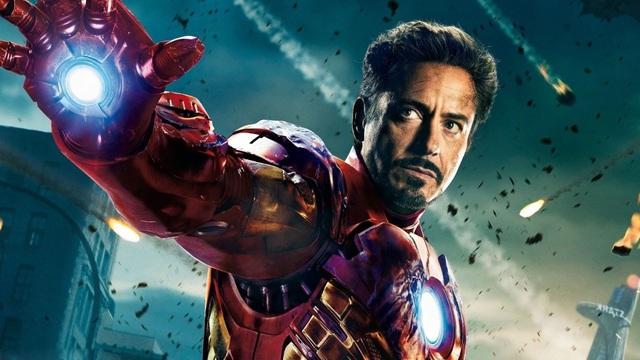 Người Sắt - vai diễn trứ danh của Robert Downey Jr