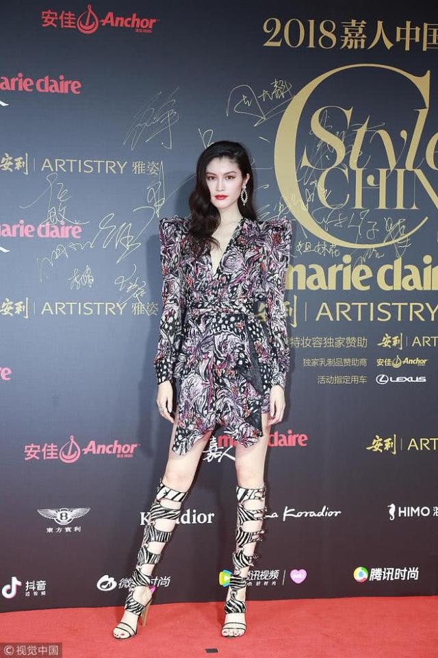 Người mẫu Sui He