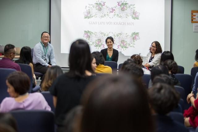 Các hoạt động nâng cao kỹ năng sống, kỹ năng quản lý công việc cũng được Nestlé Việt Nam định kỳ tổ chức cho nhân viên.