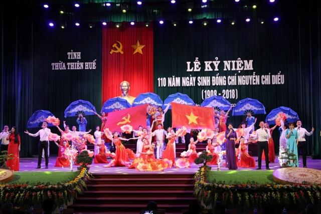 Những màn văn nghệ đặc sắc tại buổi lễ