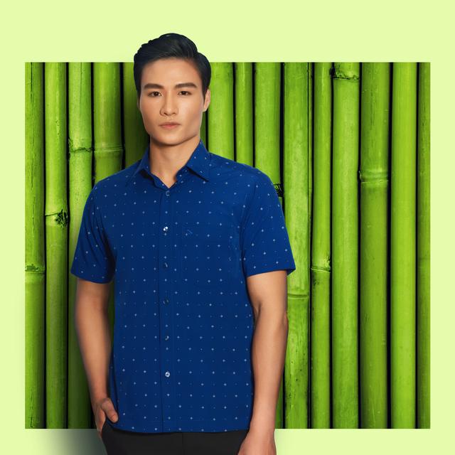 Xu hướng chất liệu Bamboo và Tencel phóng khoáng cho phái mạnh - 2