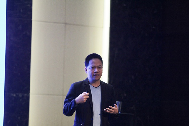 Ông Phạm Kim Hùng CEO & Founder của Base.vn cho biết, việc xây dựng phần mềm trong doanh nghiệp là một bài toán vô cùng phức tạp.