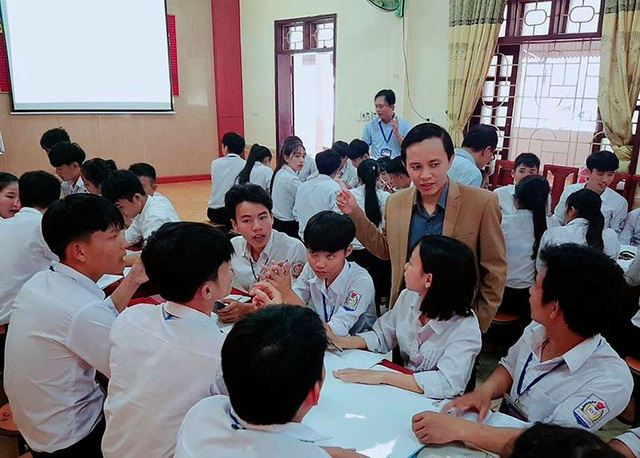 Hà Tĩnh: Ngôi trường tiên phong đổi mới phương pháp dạy và học - Ảnh 3.